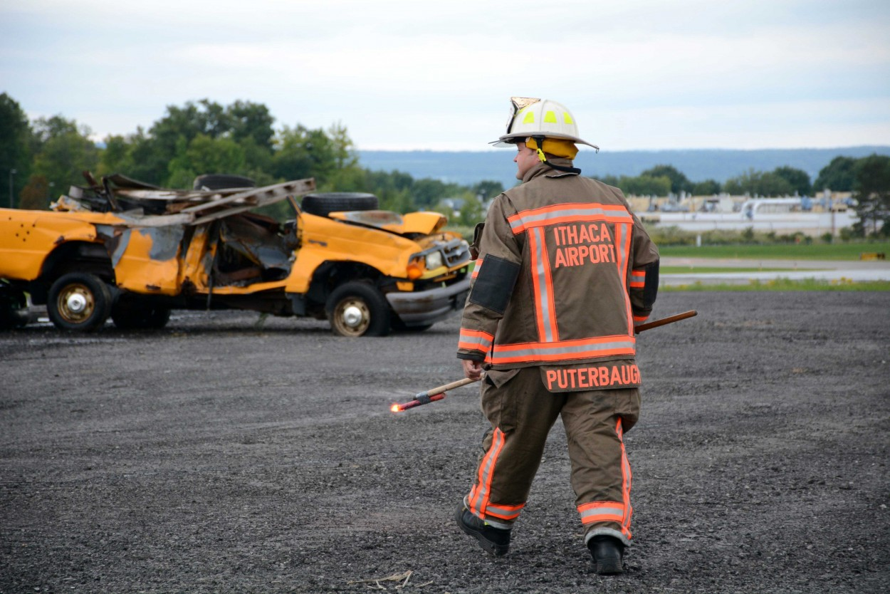 Employment Opportunity - ITH Airport Fire Fighter ...