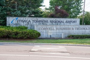 History of Aviation in Ithaca: How Ithaca's Relationship