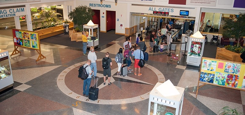 Traveler Information Ithaca Tompkins Regional Airport New