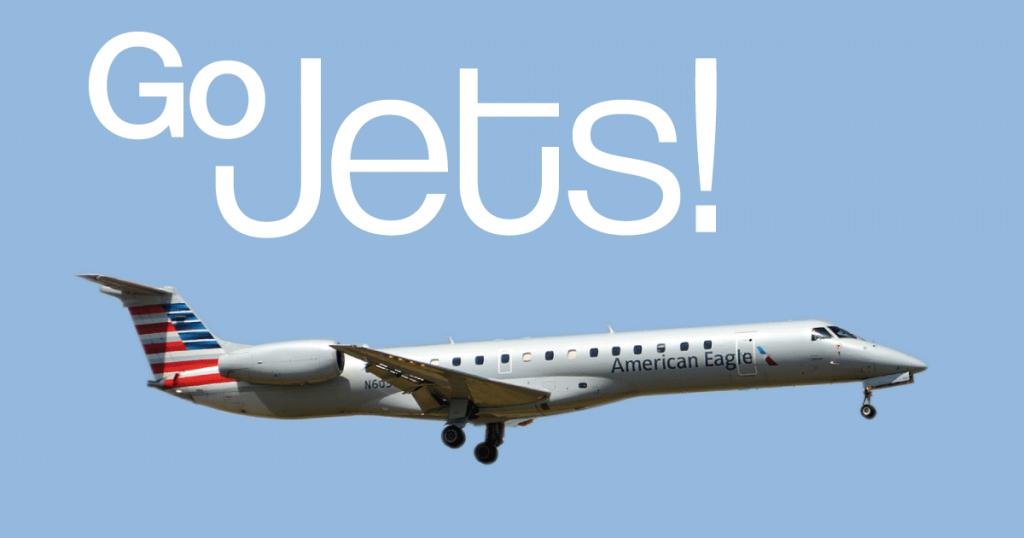 Go Jets Ithaca Tompkins Regional Airport New York
