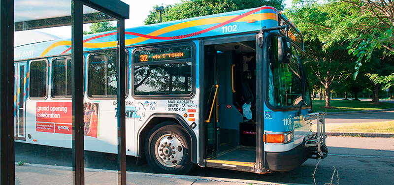 Tompkins officials continue mulling future of public transportation